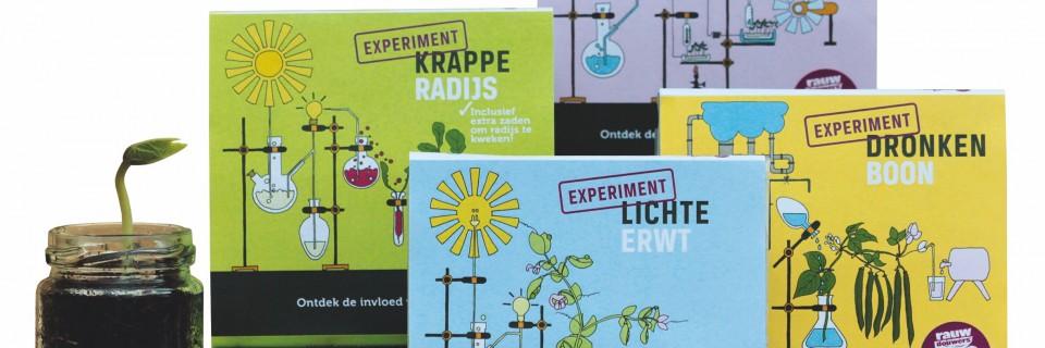 4 experimenten