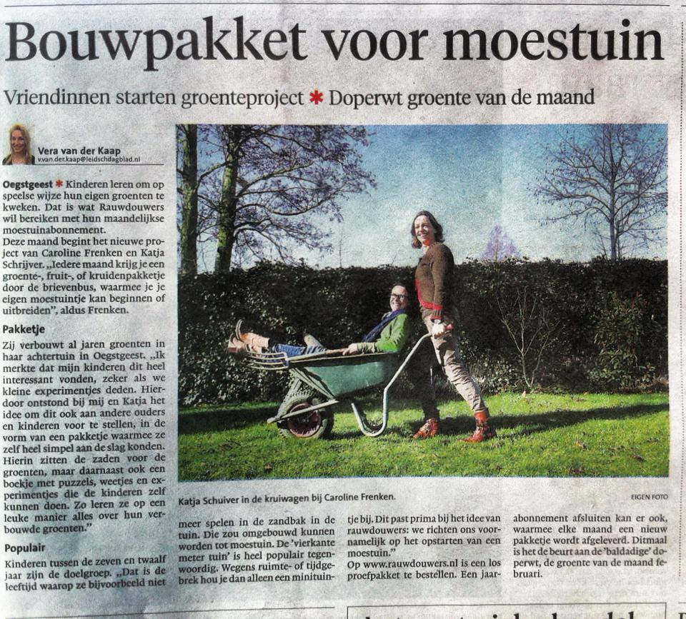 Leidsch Dagblad - 6 feb 2014