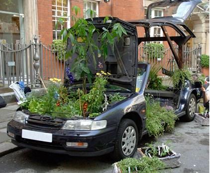 Milieuvriendelijke auto?