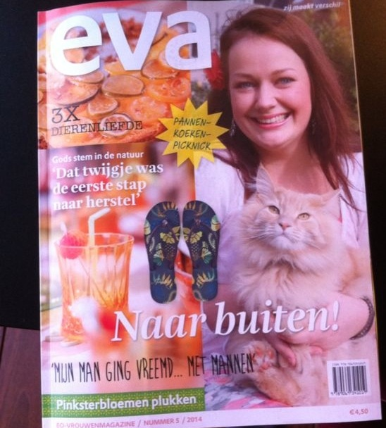 Eva - mei 2014