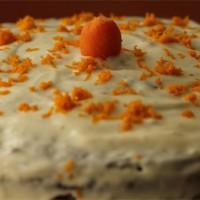 Worteltjestaart voor oranje