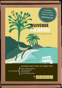 Wuivende Palmkool