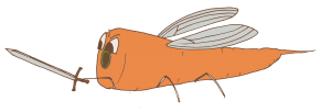 wortelvlieg